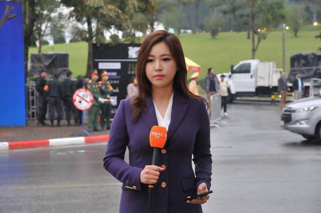 Những phóng viên bất ngờ nổi tiếng khi đến Hà Nội tác nghiệp