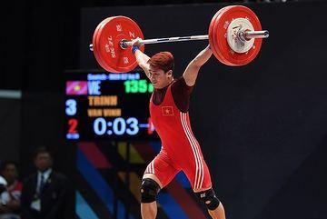 Á quân Asiad Trịnh Văn Vinh dính doping, đối mặt án phạt 8 năm