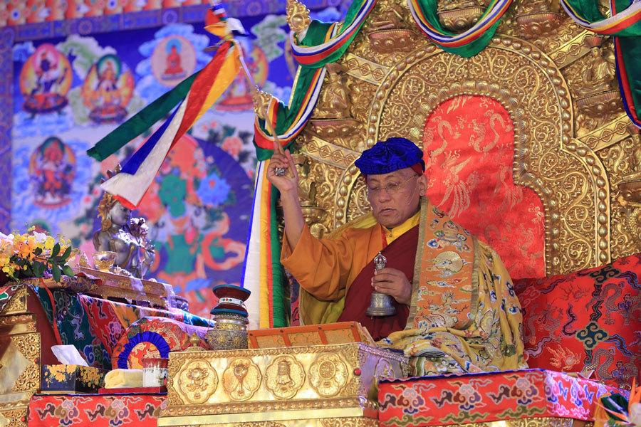 Đức Gyalwang Drukpa