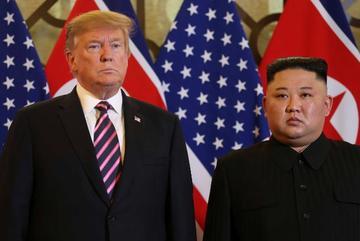 Mỹ-Triều không ra được tuyên bố chung: Đừng thất vọng