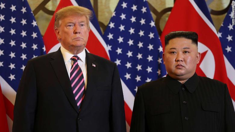 Hội nghị Thượng đỉnh Mỹ-Triều,Donal Trump,Kim Jong-un,vấn đề Triều Tiện,vũ khí hạt nhân