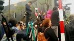 Hành động lay động trái tim của nữ phóng viên Hàn Quốc