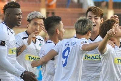 HAGL thắng đẹp Nam Định trong ngày Văn Thanh tái xuất
