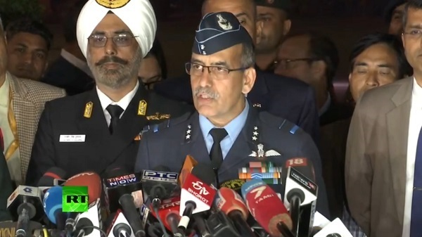 Ấn Độ xác nhận bắn hạ chiến cơ F-16 của Pakistan