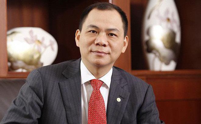 Ông Phạm Nhật Vượng thôi Chủ tịch Vinhomes, 14 tỷ USD vào tay nữ tướng