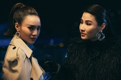 Ninh Dương Lan Ngọc đụng độ Diễm My 9X trong 'Gái già lắm chiêu 3'