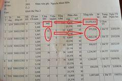 Hóa đơn tiền nước 23,6 triệu đồng/tháng: Kết quả giám định đồng hồ thế nào?