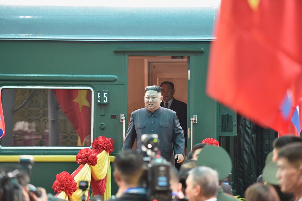 Hội Nghị Mỹ Triều,Hội Nghị Thượng Đỉnh Mỹ Triều,Thượng Đỉnh Mỹ Triều,Kim Jong Un,ga đồng đăng