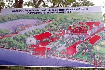 Đổi gần 20ha đất vàng lấy 455m đường: Thanh Hóa rà soát dự án BT