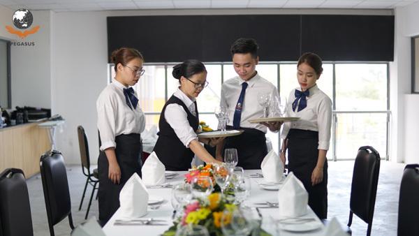 Pegasus: Học bổng tới 40% cho khóa 'Vận hành khách sạn'