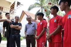 """Thầy Park nói với lứa đàn em Công Phượng: """"Hãy mơ World Cup!"""""""