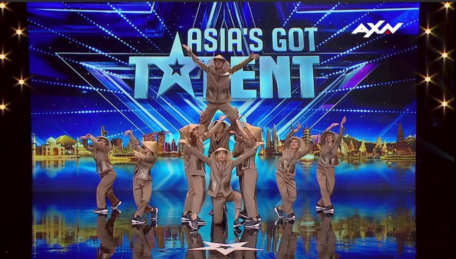 Quang Đăng,Asia's Got Talent