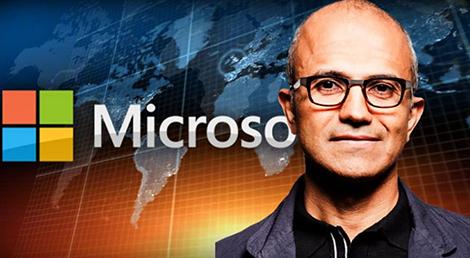 Satya Nadella,CEO Microsoft