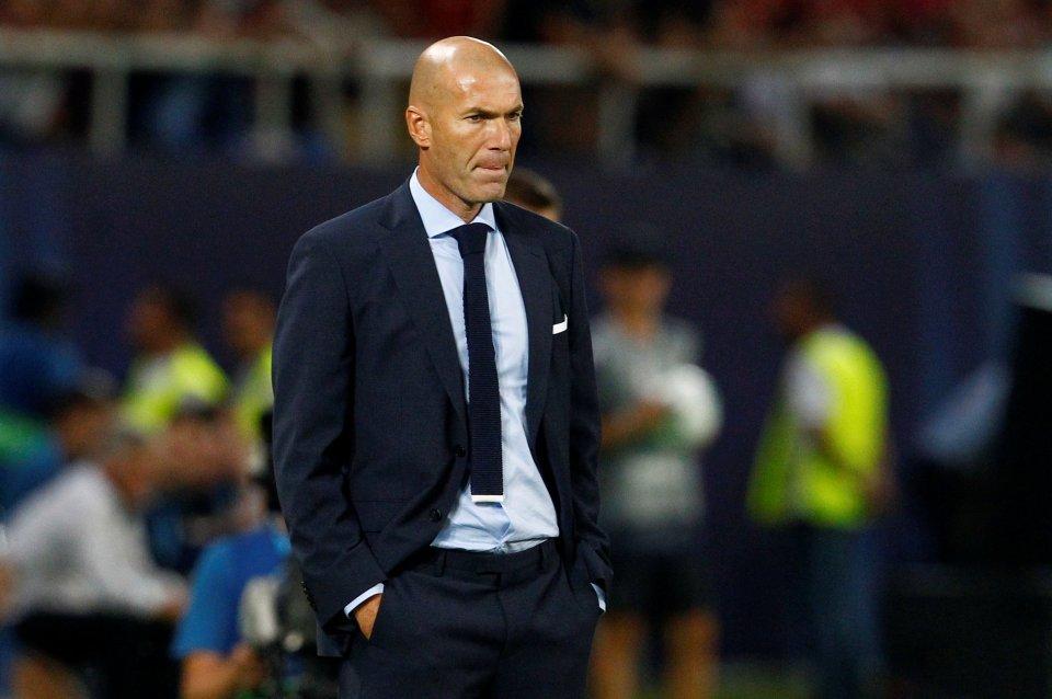 Không hành động sớm, Chelsea sẽ tuột mất Zidane