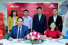 MSB cung cấp giải pháp tài chính cho khách hàng Khải Hoàn Land