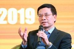 Toàn văn phát biểu của Bộ trưởng Nguyễn Mạnh Hùng tại Diễn đàn Kinh tế TƯ 2019