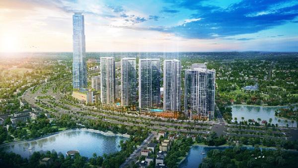 Eco Green Saigon mở bán những căn hộ cuối