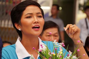 Quyền Linh, H'Hen Niê làm đại sứ 'An toàn cho phụ nữ và trẻ em'