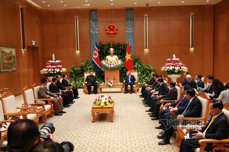 Ông Kim Jong-un cảm ơn nỗ lực của Việt Nam cho Thượng đỉnh Mỹ-Triều