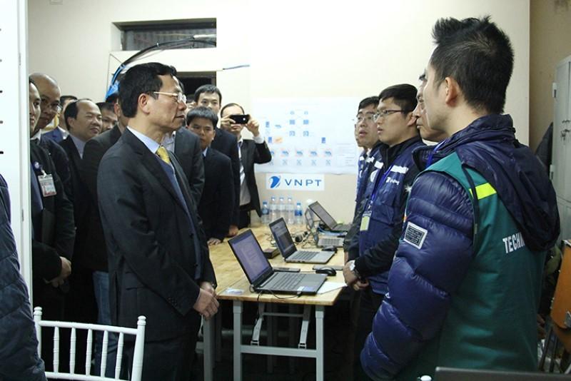 Ngành TT&TT với trọng trách góp phần đưa Việt Nam phát triển hùng cường