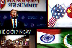 Thế giới 7 ngày: Hồi hộp Thượng đỉnh Trump – Kim