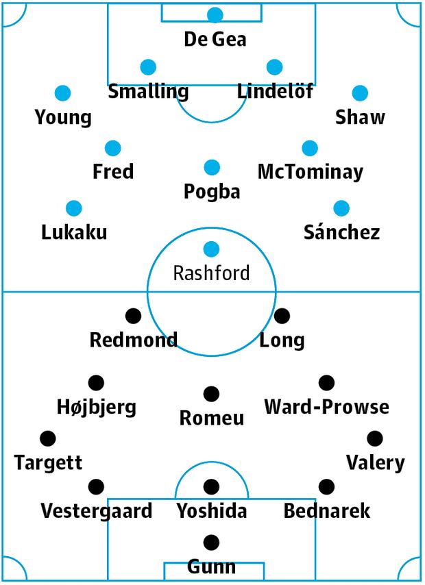 MU vs Southampton: Rashford tái xuất, Quỷ đỏ bay cao