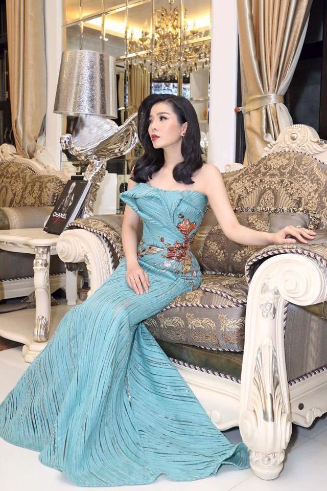 Biệt thự triệu đô ít người biết của Lệ Quyên và chồng đại gia ở Sài Gòn
