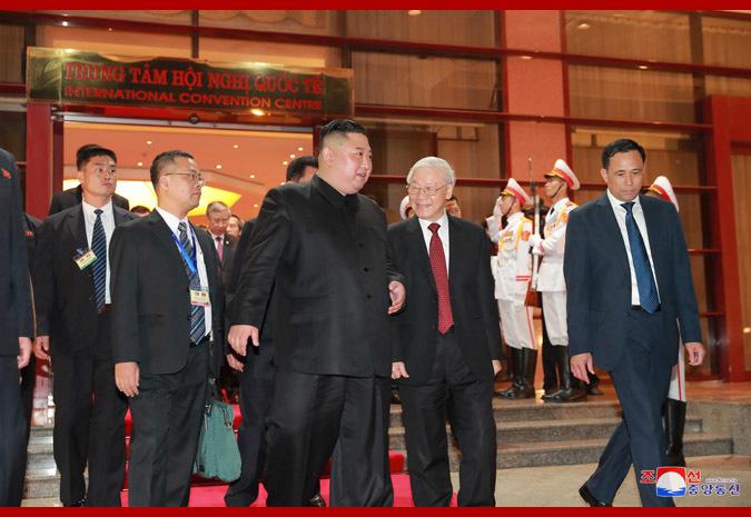 Món quà Tổng bí thư, Chủ tịch nước tặng Chủ tịch Kim Jong-un