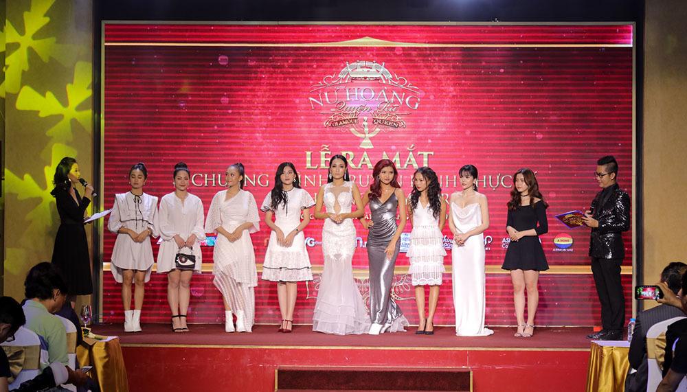 15 cô gái sẽ sang Nhật để ghi hình chương trình 'Nữ hoàng quyến rũ'