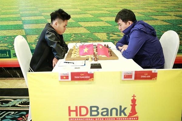 300 kỳ thủ dự Giải cờ vua quốc tế HDBank lần 9