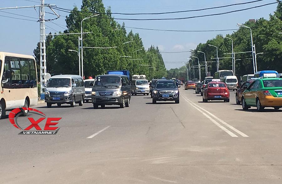 ô tô Triều Tiên,Kim Jong-un,xăng dầu Triều Tiên