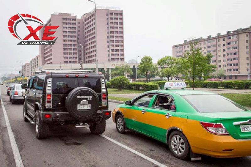 Ly kỳ chuyện mua ô tô ở Triều Tiên