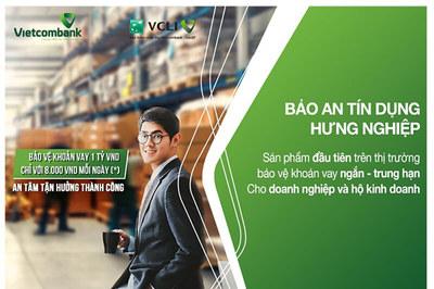Ra mắt bảo hiểm bảo vệ khoản vay dành cho SME, hộ kinh doanh