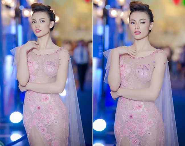 Sau khi trở lại, Hồng Quế vẫn liên tiếp gây ồn ào với cách ăn mặc 'gái hư'
