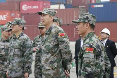 Trung Quốc và Campuchia diễn tập quân sự chung