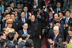 Ông Kim Jong-un cảm ơn Tổng bí thư, lãnh đạo và nhân dân Việt Nam