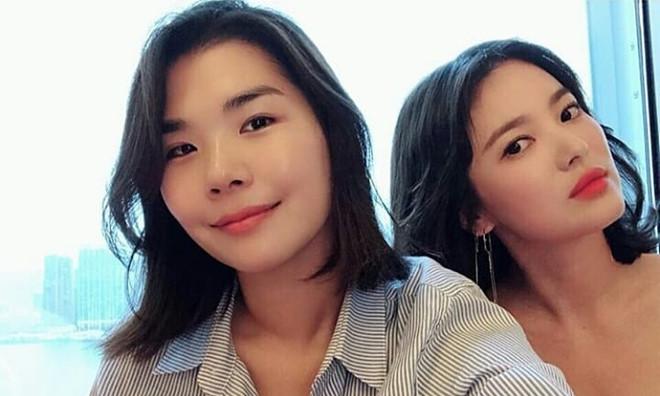 Bạn thân Song Hye Kyo bị chê xấu, ném đá sau tin cặp kè Song Joong Ki