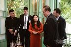 Loại mắm đặc biệt phái đoàn Triều Tiên muốn thử khi ăn trưa ở Hà Nội