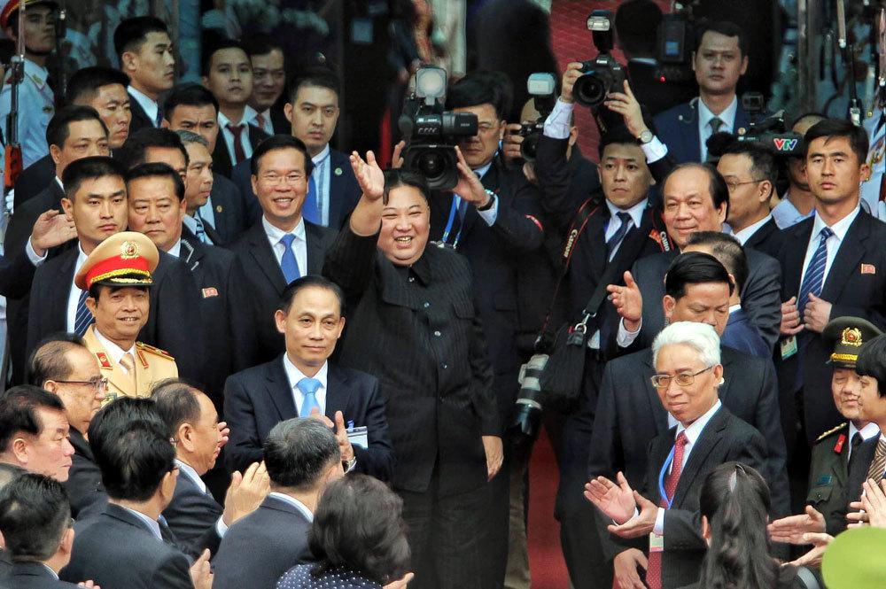 Hội Nghị Thượng Đỉnh Mỹ Triều,Hội Nghị Mỹ Triều,Thượng Đỉnh Mỹ Triều,Chủ Tịch Triều Tiên,Kim Jong Un,ga Đồng Đăng