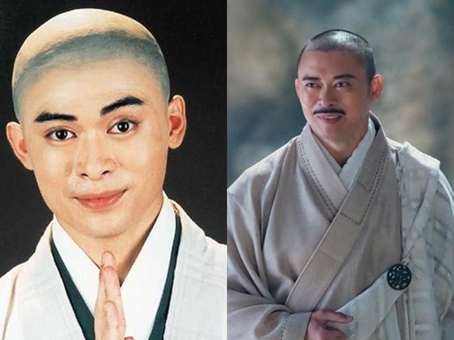 Nam diễn viên đóng 5 vai phản diện trong phim võ hiệp Kim Dung