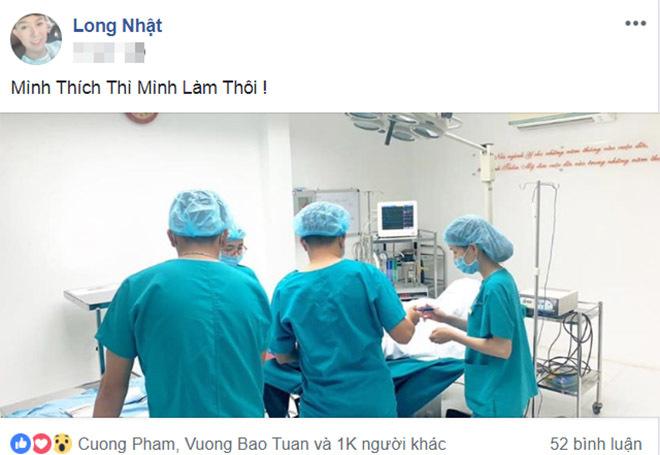 'Người tình' 15 năm nói gì vụ Long Nhật nối bước Lâm Khánh Chi phẫu thuật chuyển giới?