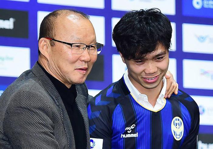 Công Phượng: 'Thầy Park có thể giúp Việt Nam đoạt vé World Cup 2022'