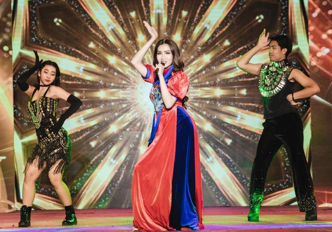 Nhật Hà 'trắng tay' ở đêm bán kết Hoa hậu chuyển giới quốc tế 2019