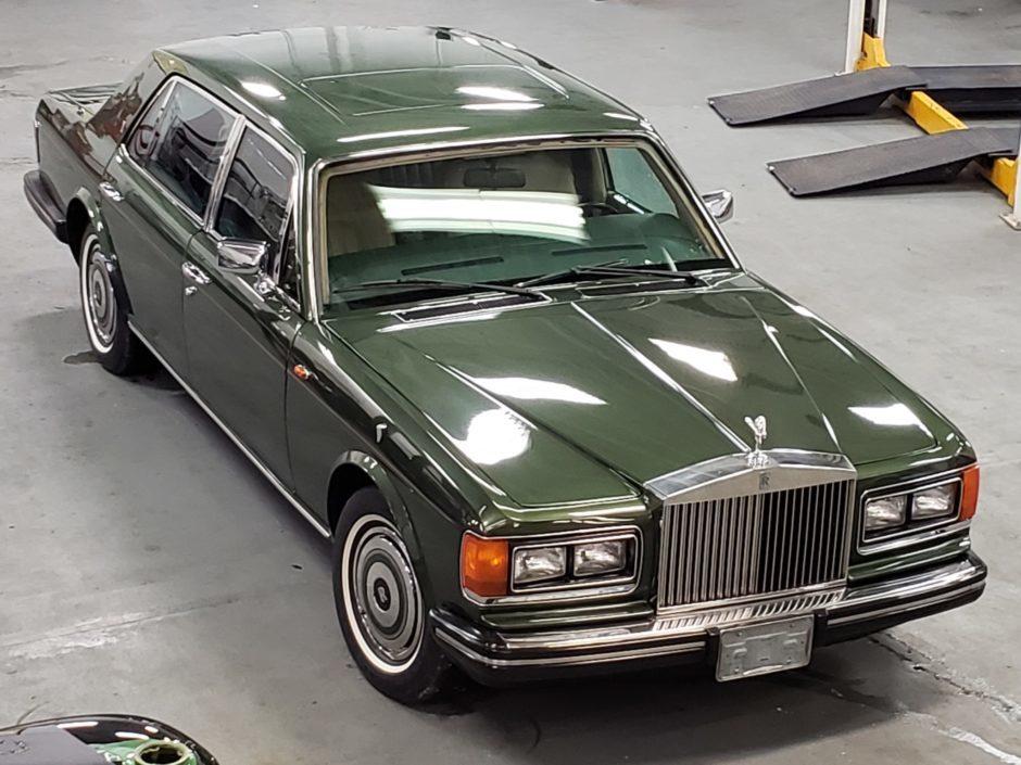 Đấu giá xe Rolls-Royce bọc thép chở công nương Diana