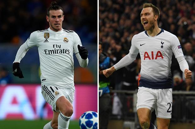 MU tạo kỷ lục mua sắm, Real cược Bale lấy Eriksen