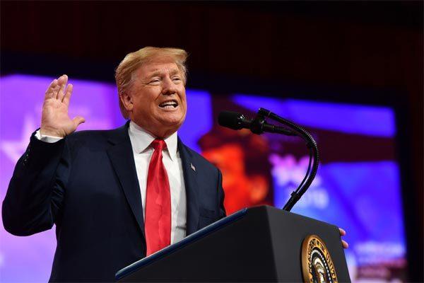 Ông Trump nổi cơn thịnh nộ