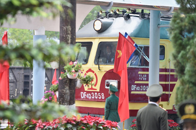 Lý giải điều bất ngờ về tàu bọc thép của ông Kim Jong-un