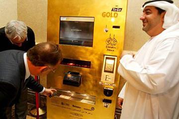 4 cây ATM kỳ lạ nhất thế giới, ai cũng phải kinh ngạc