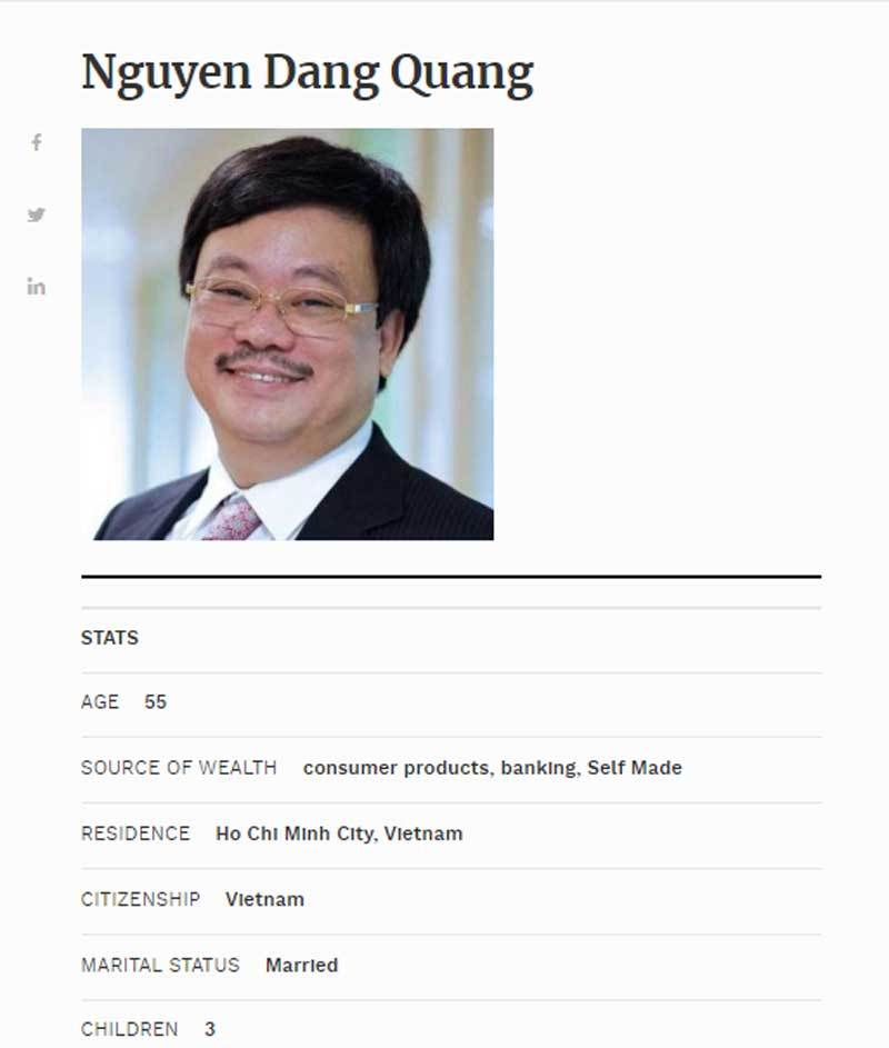 Bao năm ẩn mình, lộ khối tỷ USD của 2 đại gia 'cặp bài trùng'  số 1 Việt Nam