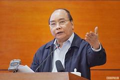 Thủ tướng Nguyễn Xuân Phúc: Chống dịch như chống giặc